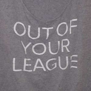 Black Friday Torrid Out Of Your League Tank top